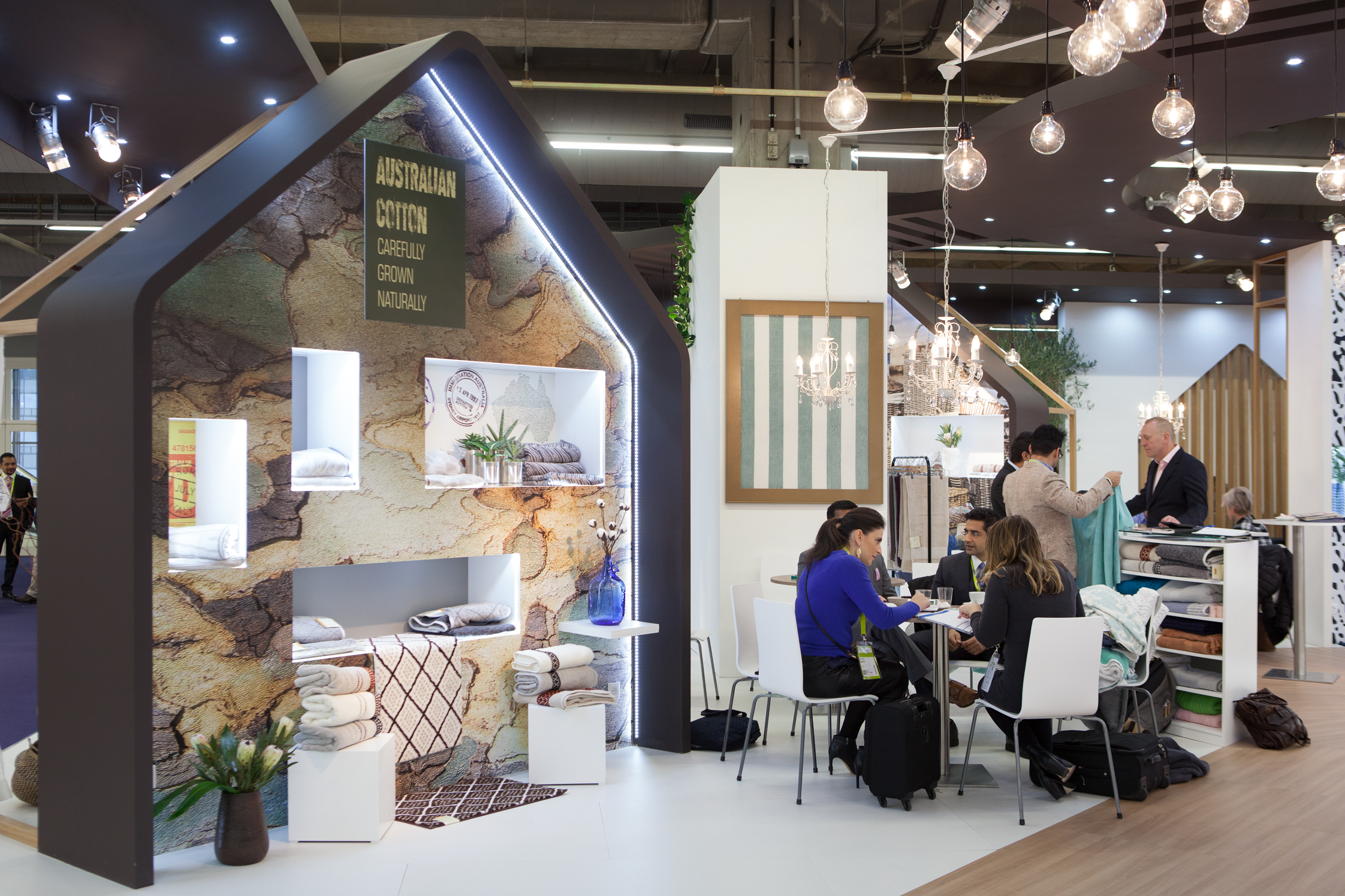 Fabric Exhibition Stand Near Me : Heimtextil international trade fair for home and