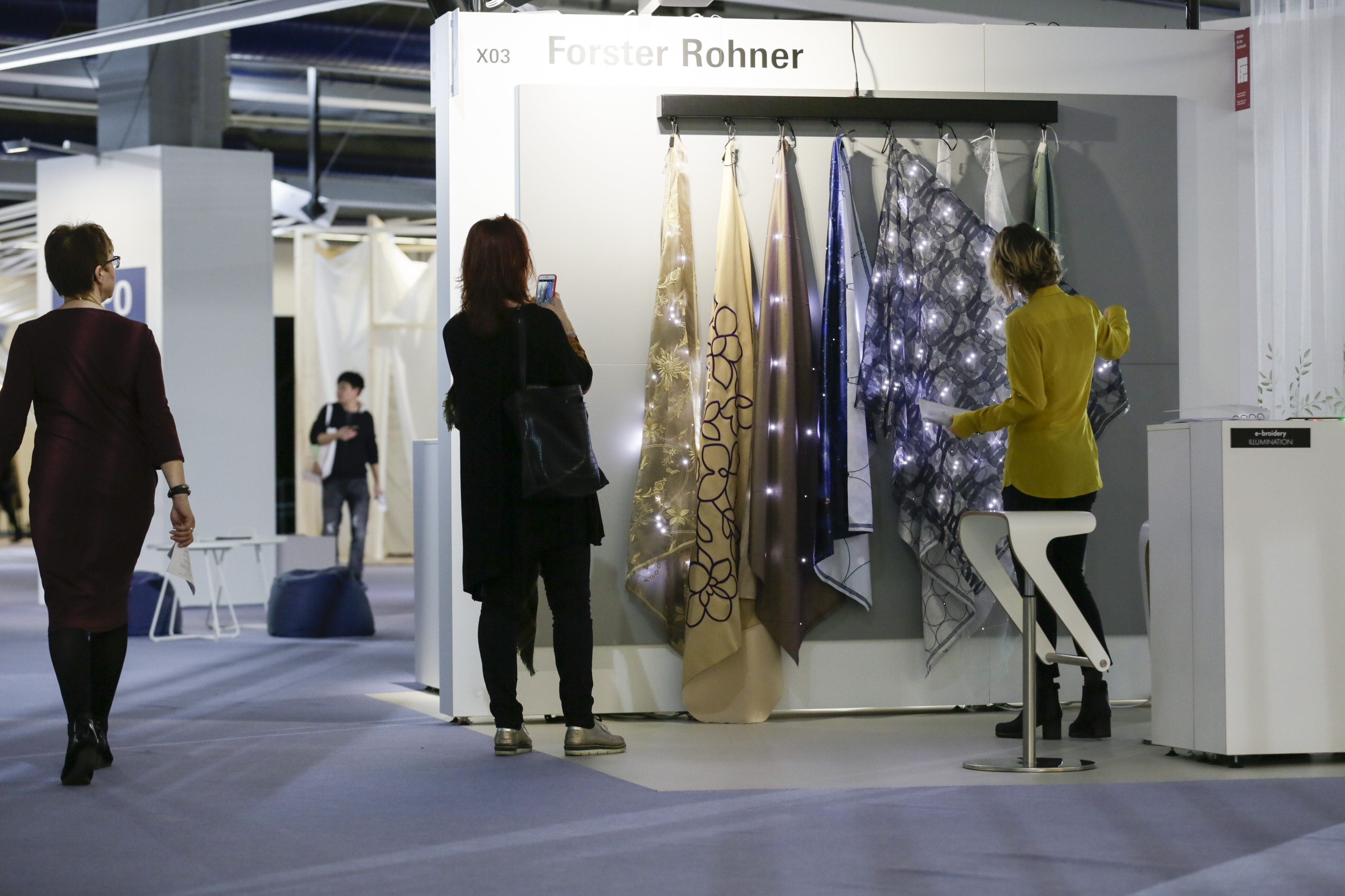 Forster Rohner Textile Innovation