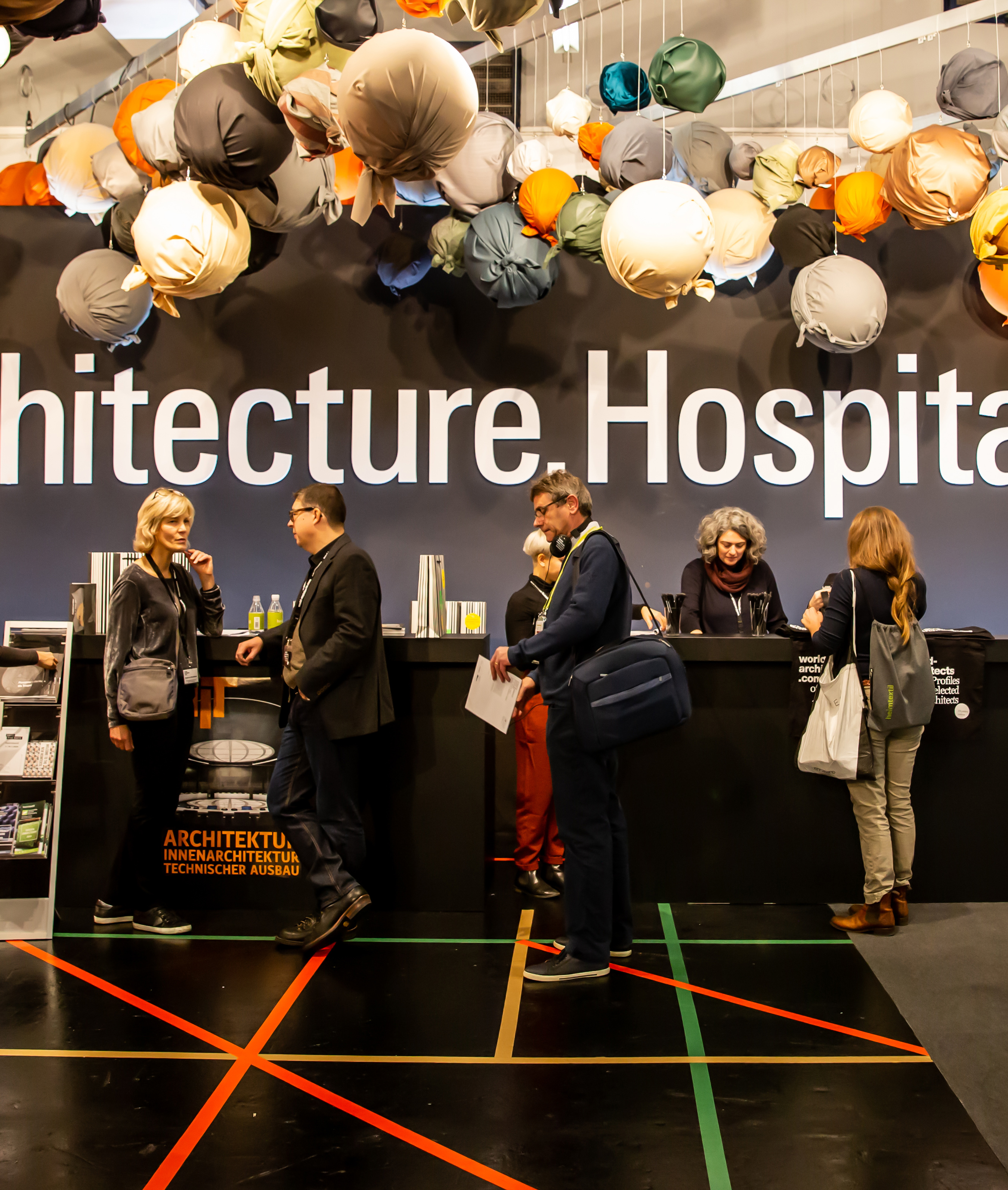 Interior.Architecture.Hospitality EEXPO at Heimtextil