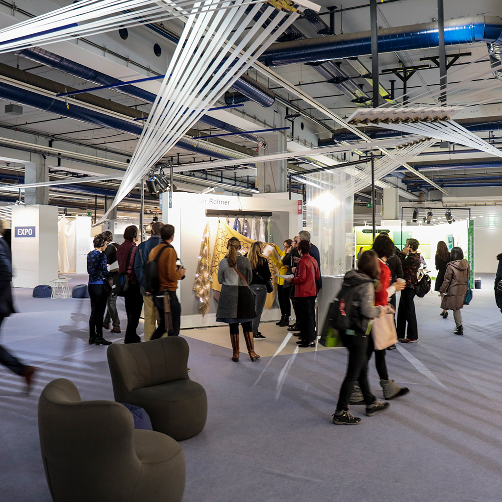 Heimtextil Expo at the Heimtextil 2018