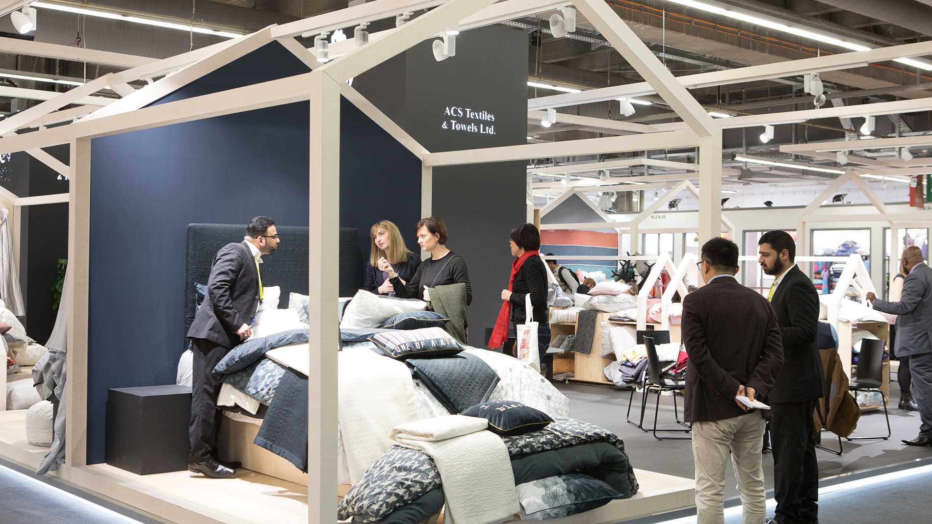 Smart Bedding at Heimtextil
