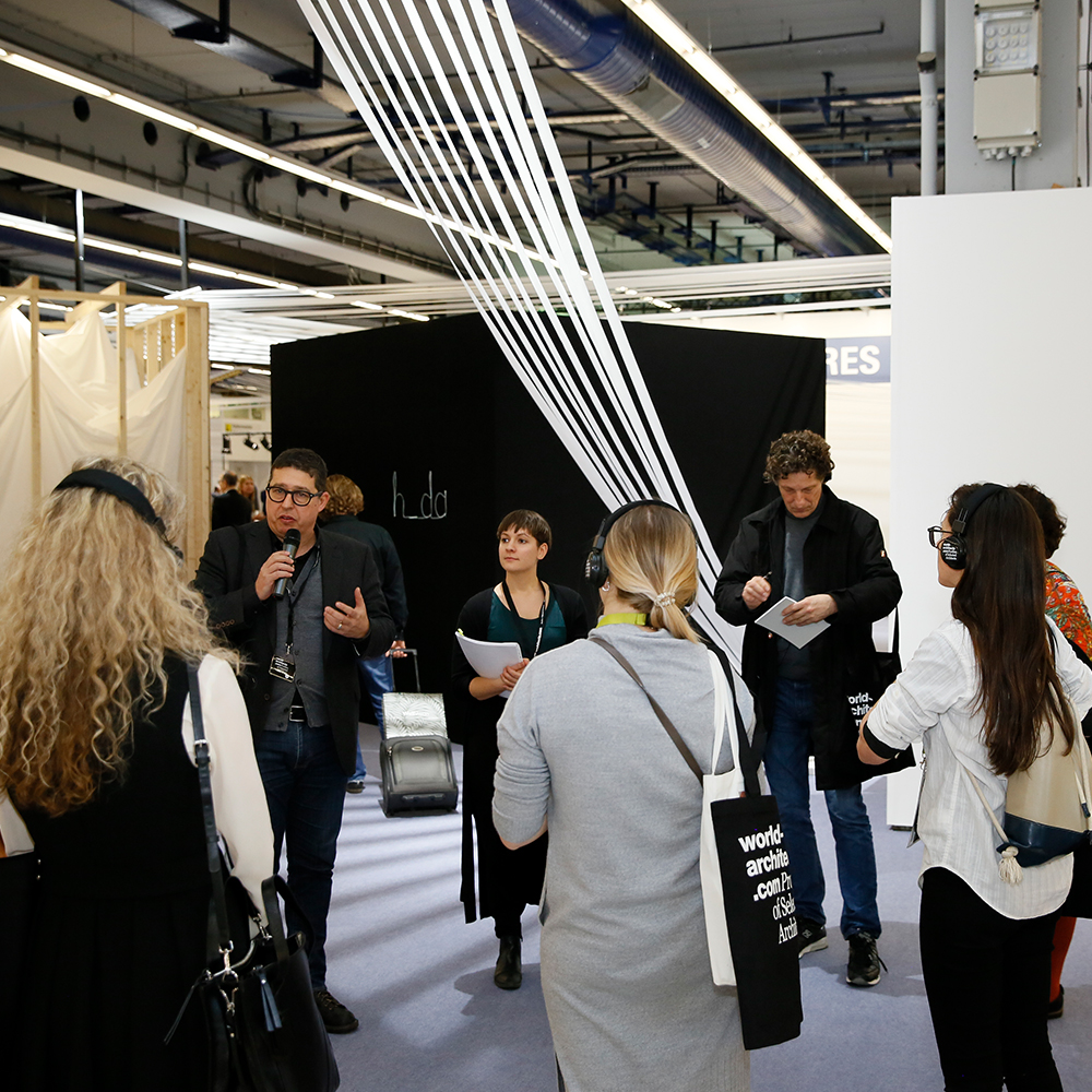 World Architects guided tours for interior architects, architects and designers