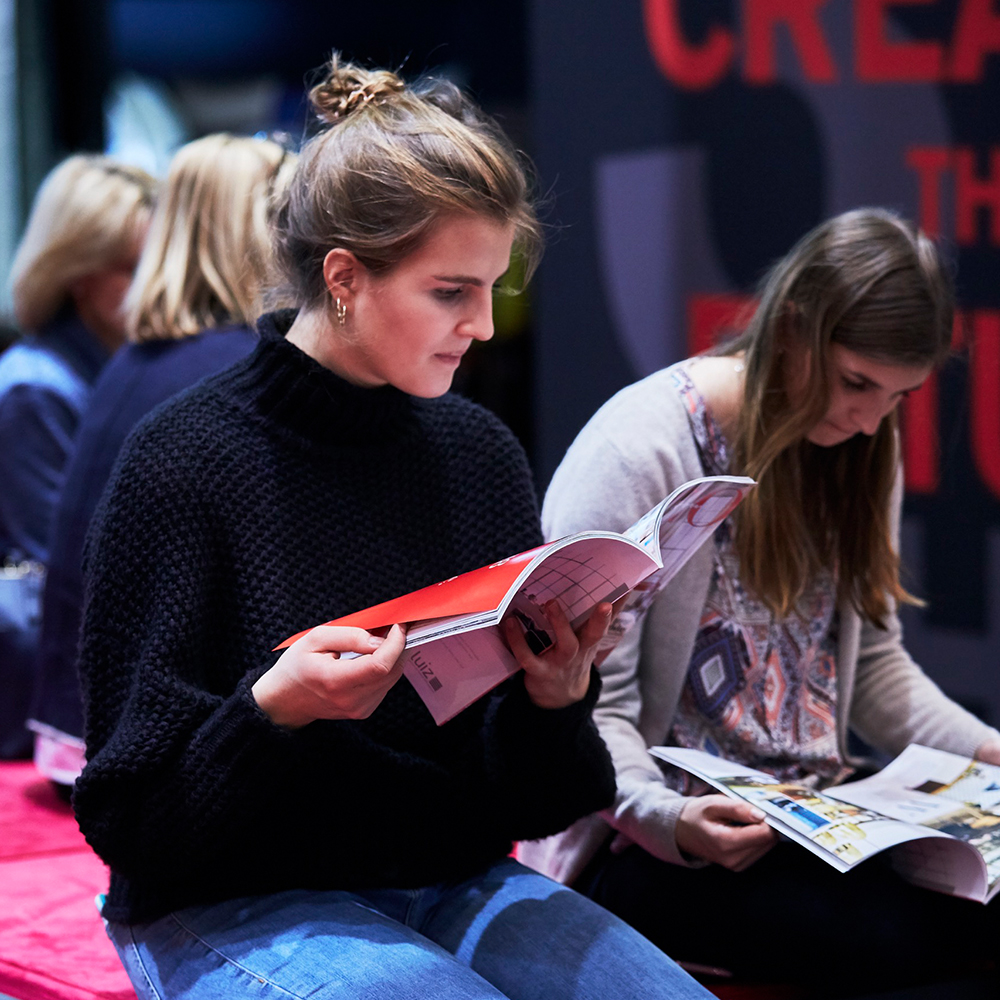 ZVR Junior Day: programme for young interior designers