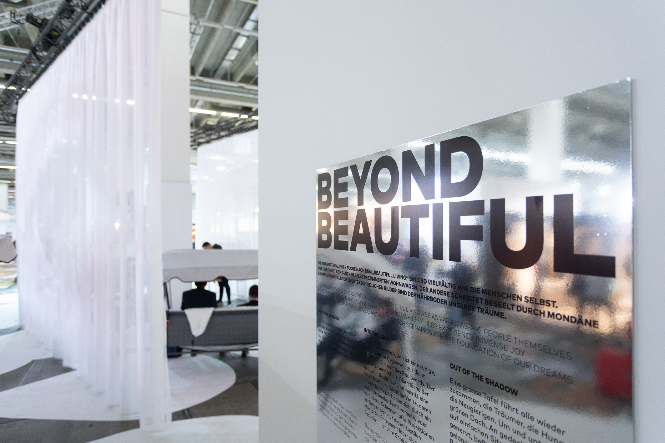 "Beautiful Living (Installation ""Beyond Beautiful"")"