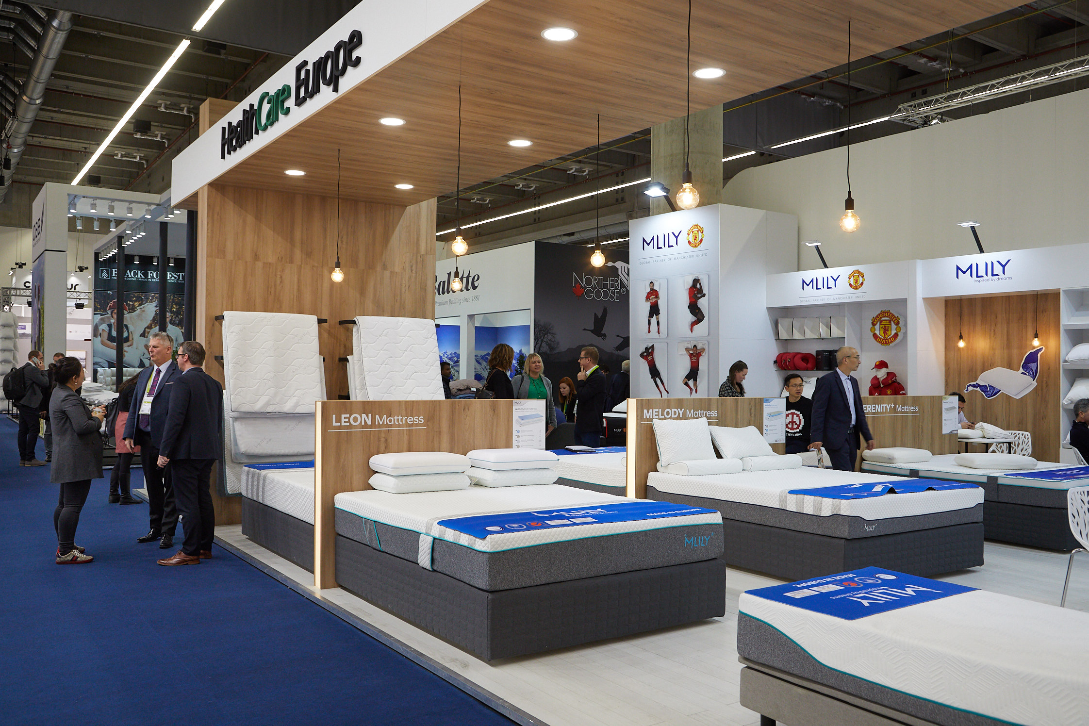 Smart Bedding (HealthCare Europe d.o.o.)