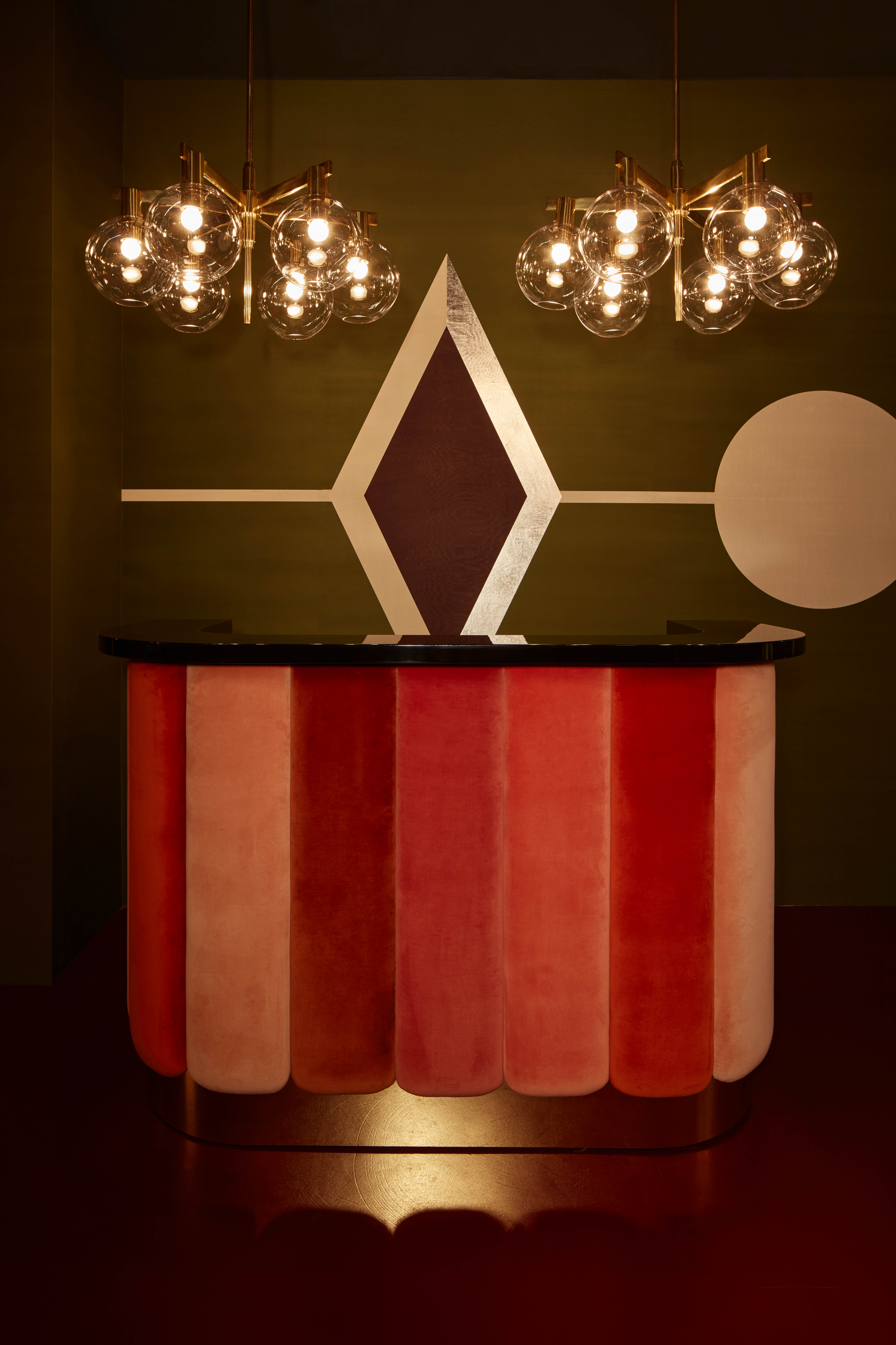 EMBRACE INDULGENCE - CHEZ NINA BY INDIA MAHDAVI FOR NILUFAR GALLERY ©Heimtextil trend book