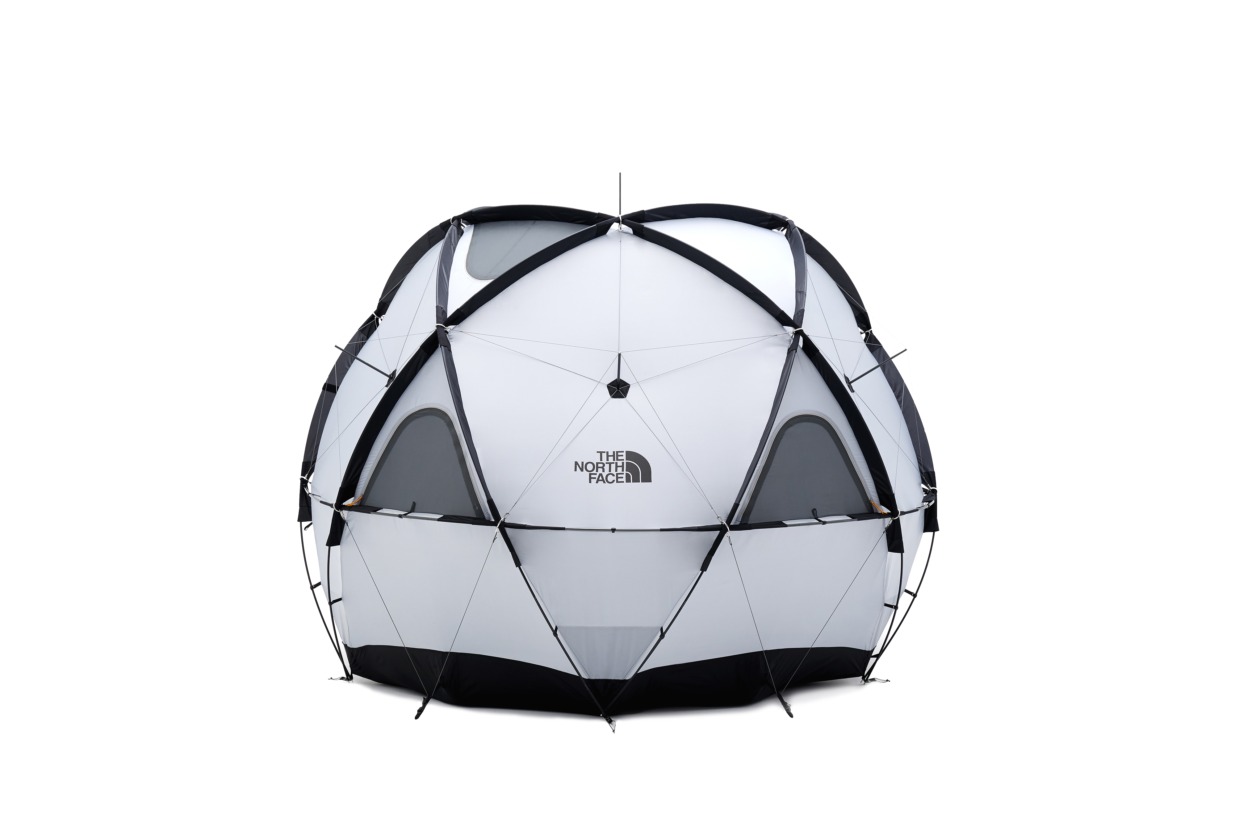 GO OFF-GRID - GEODOME BY THE NORTH FACE ©Heimtextil trend book