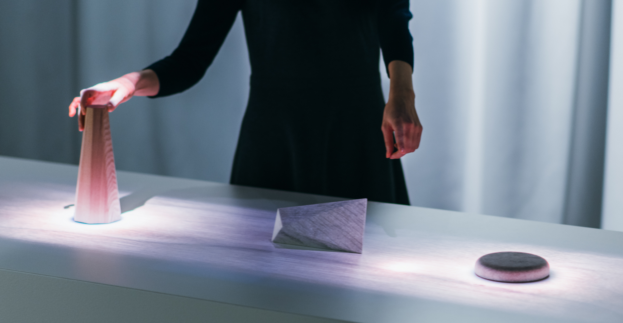 ESCAPE REALITY - HIDDEN SENSES VON SONY ©Heimtextil Trendbuch