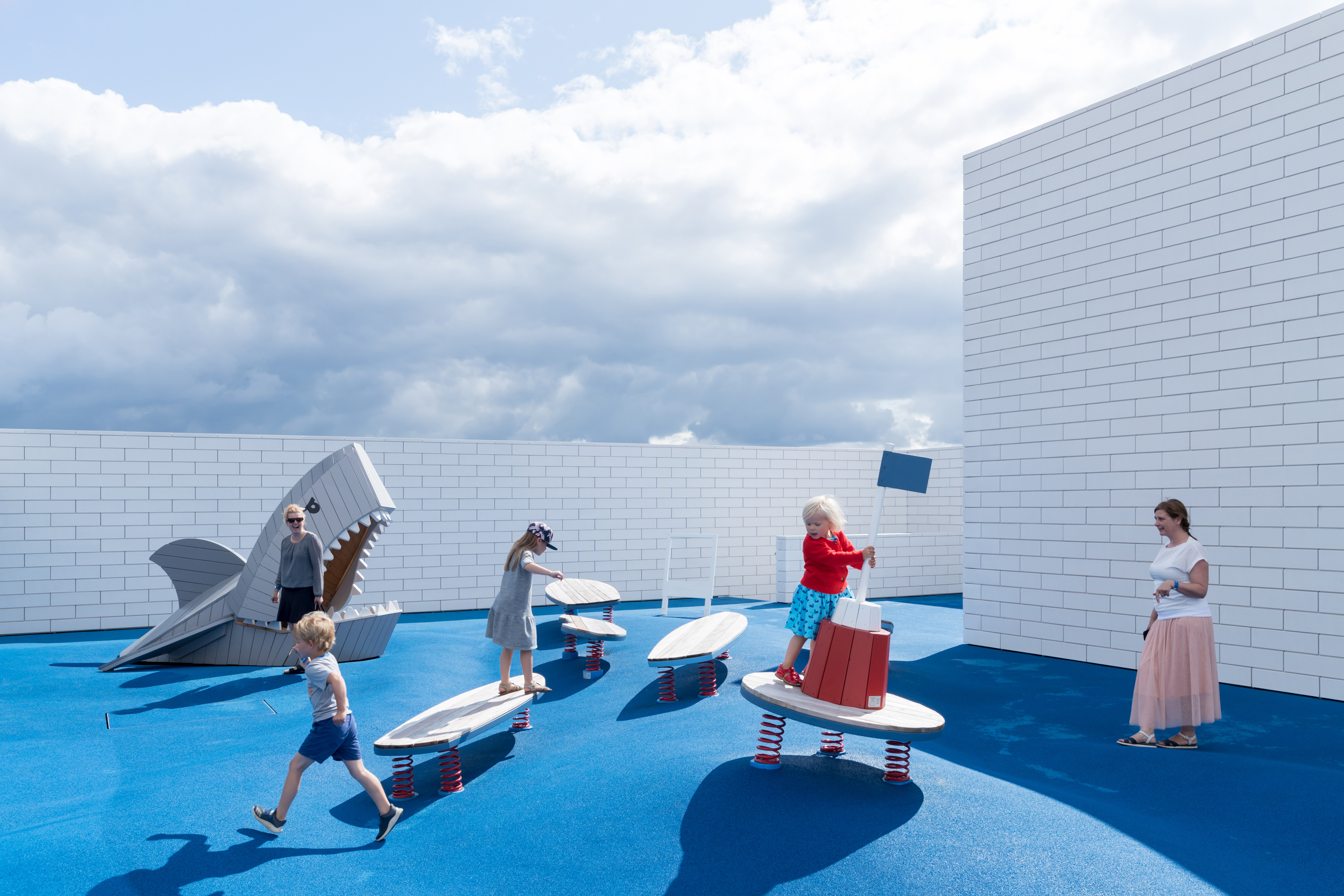 PURSUE PLAY - LEGO HOUSE VON BIG ARCHITECTS ©Heimtextil Trendbuch