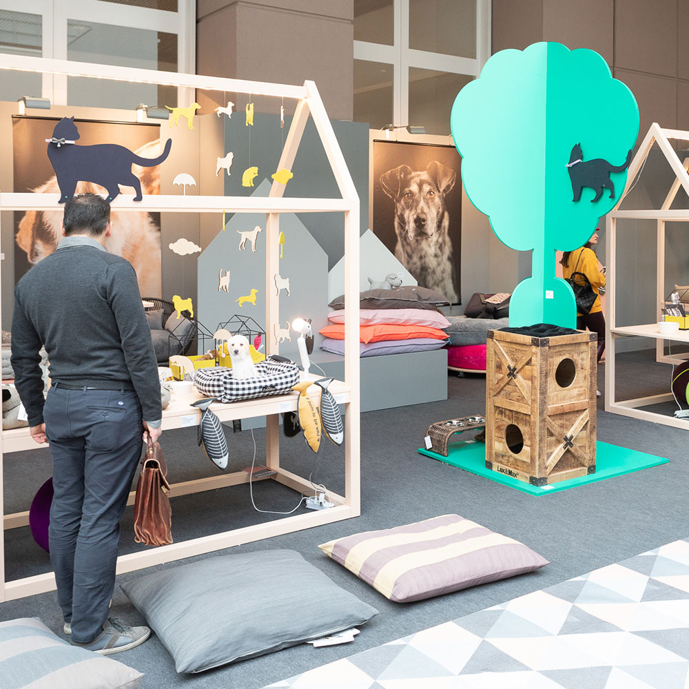 All about pets area during the last Heimtextil
