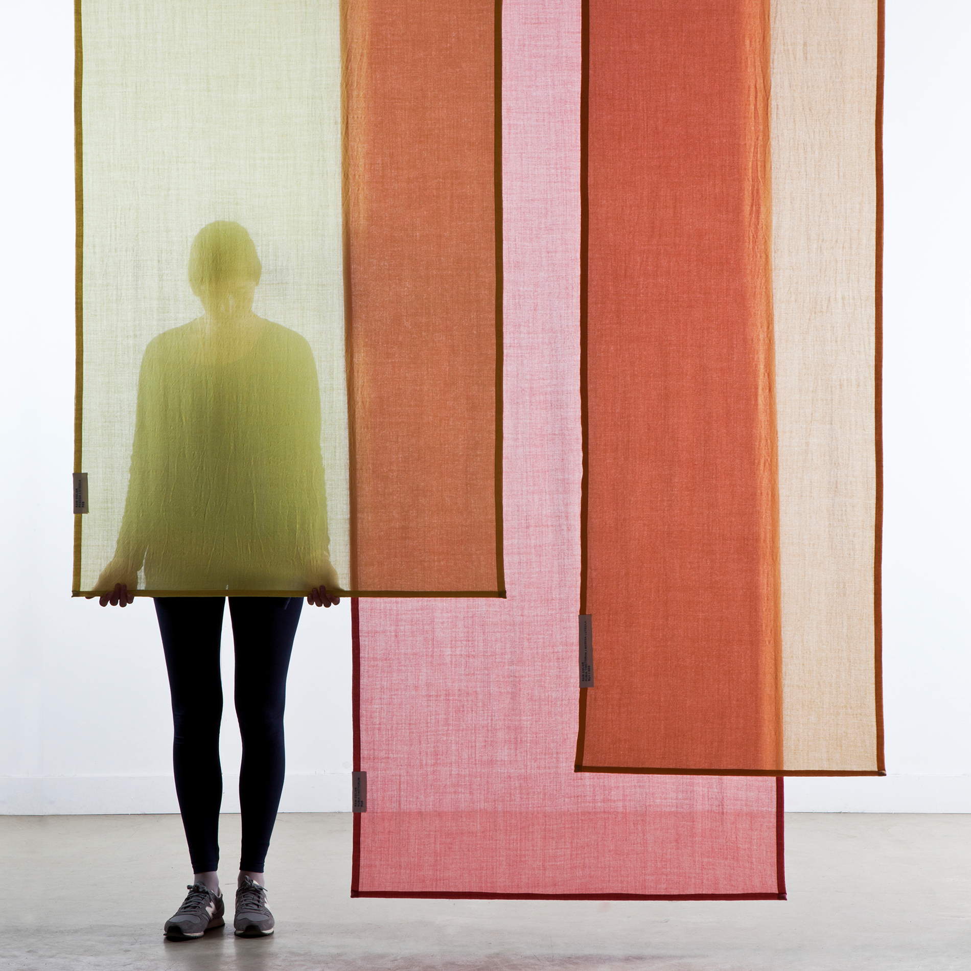 """Tinctorial Textiles"" von Raw Color"