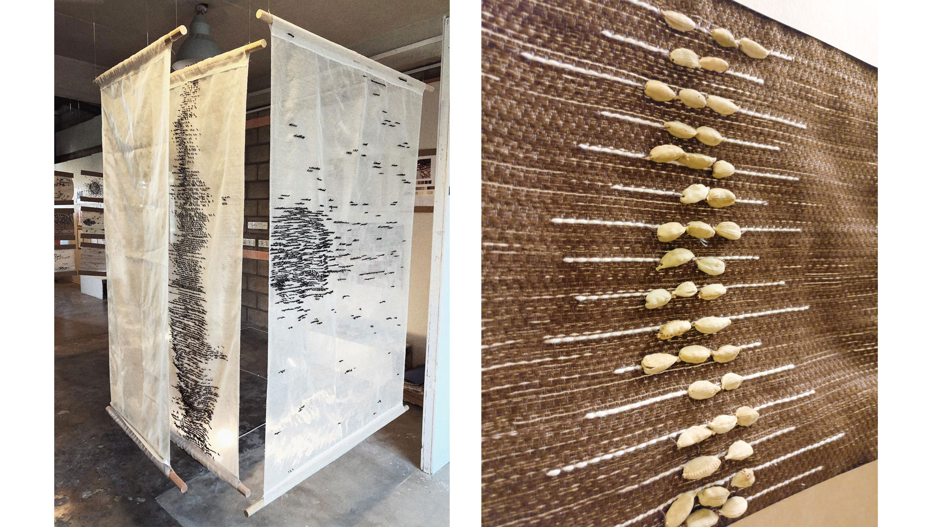 """Aromatic Screens"" by Hibba Saqib from the Indus Valley School of Art and Architecture, Pakistan"
