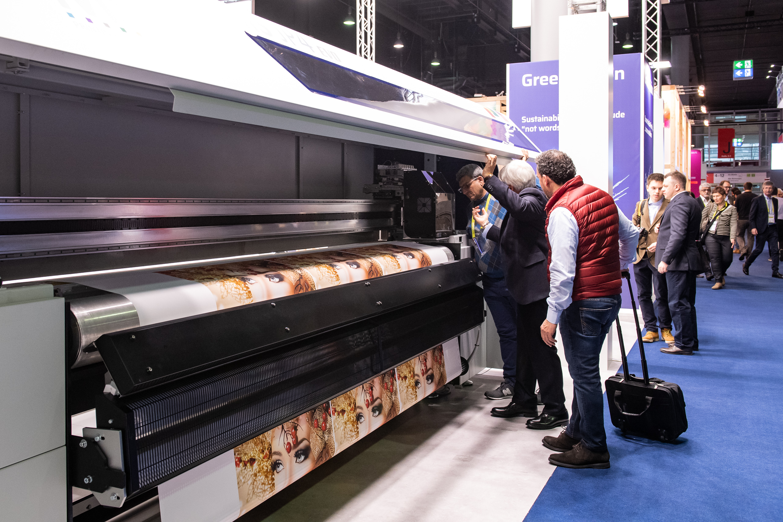 Textile Technology, printing solutions