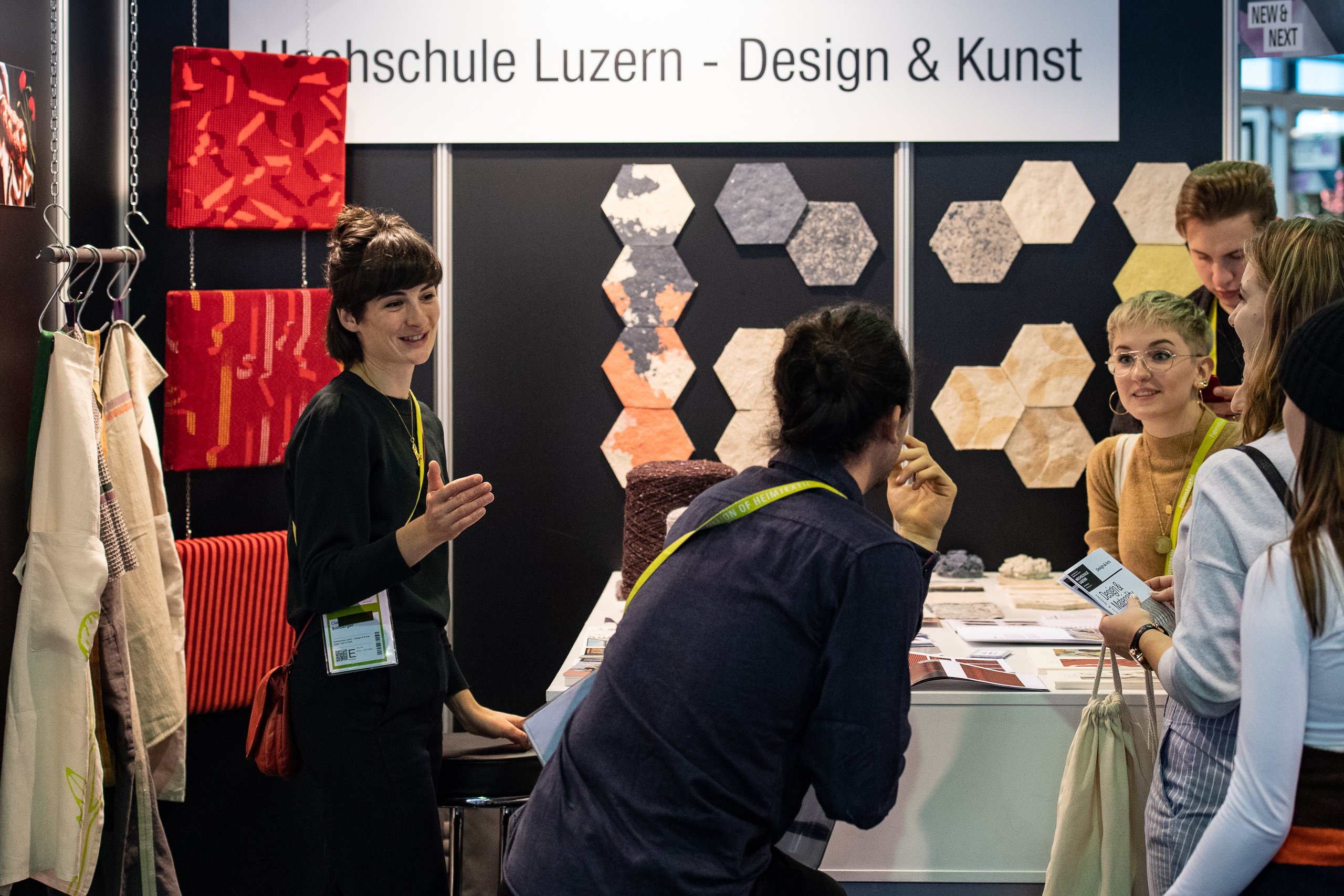 New & Next University Competition / Hochschule Luzern Design & Kunst