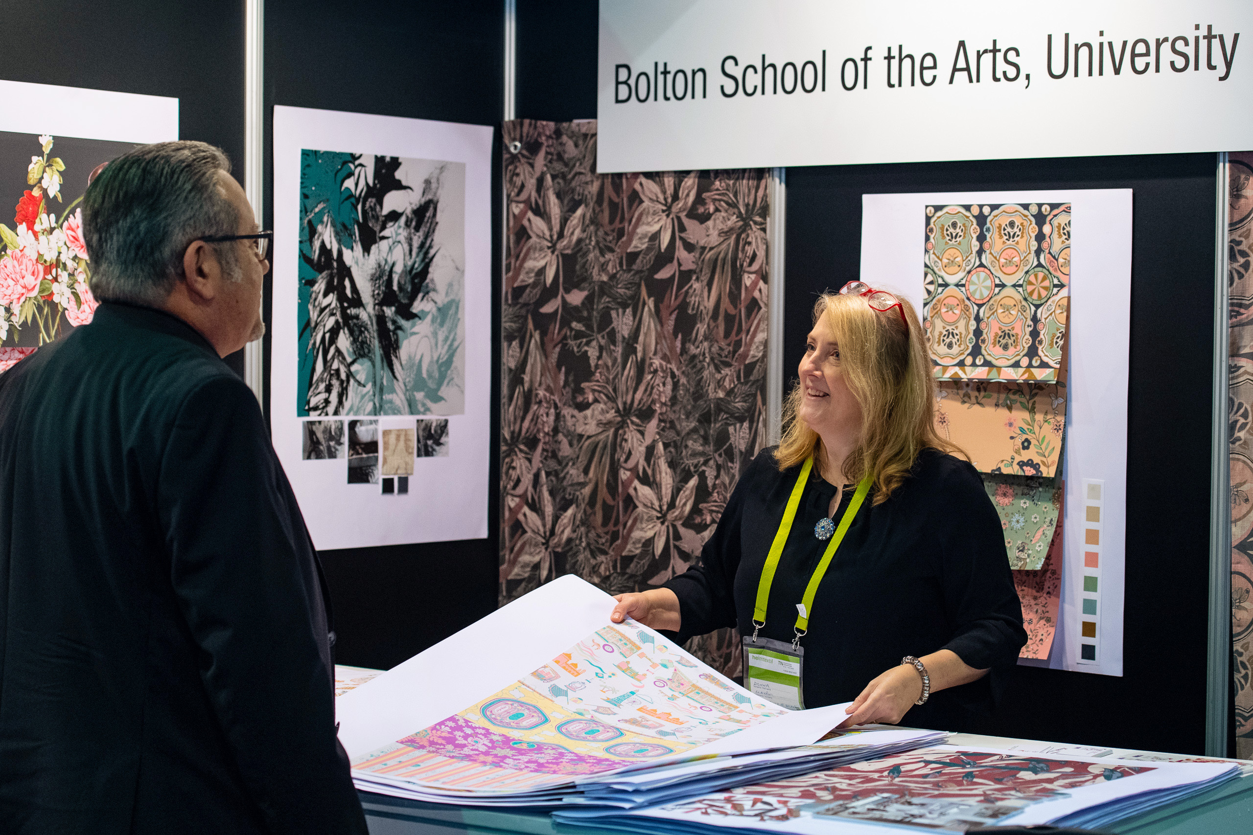 New & Next University Competition / Bolton School of the Arts, University